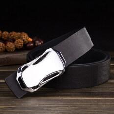 ขาย Trusty เข็มขัดผู้ชาย Men S Belt รุ่น Sport Car สีดำ ผู้ค้าส่ง