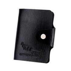ขาย Trusty กระเป๋าใส่บัตรเครดิต Disheng Daishu สีดำ Trusty เป็นต้นฉบับ