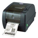 Tsc Barcode Label Printer เครื่องพิมพ์สติ๊กเกอร์บาร์โค้ด Ttp 247 สีดำ ถูก