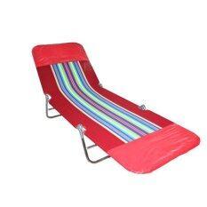 ราคา Tsf เตียงพับ Summer 3พับ ผ้าขนปุย สีแดง Tsf ไทย