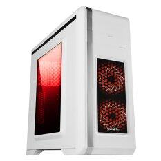 Tsunami Mr. Robot Series USB 3.0 Gaming Case (with 15 pcs LED 12 cm Fan x 2) WR
