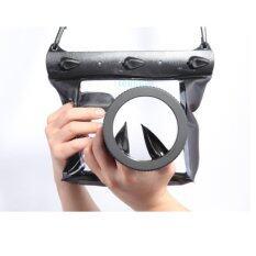 ส่วนลด Tteoobl Dslr Waterproof Gq 518 Size M เคสกันน้ำกล้อง Dslr หน้ากระจก Pvc คุณภาพสูง