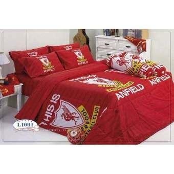 Tulip ทีมฟุตบอล Liverpool ลิเวอร์พลู  รุ่น LI001 - Red-
