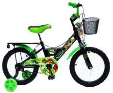 ขาย Turbo Bicycle จักรยาน 16 Ben 10 Black