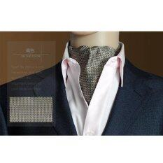 ซื้อ Twilight ผ้าพันคอใช้กับเสื้อ Shirt Suit Scarf Scarves รุ่น D104 Not Defined ใน ไทย