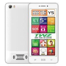 TWZ  Y5 3G 8GB (White)