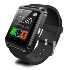 U Watch I-SMART Bluetooth Smart Watch รุ่น U8 (สีดำ)