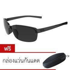 โปรโมชั่น Udelight Sunglasses With 100 Uv Protection Black Free Sunglasses Case แว่นกันแดด แว่นตากันแดด ป้องกันรังสี Uv 100 สีดำ แถมฟรี กล่องแว่นกันแดด มูลค่า 399 บาท
