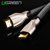 ราคา Ugreen Hdmi Cable Nylon Weaves With Zinc Alloy Metal Connector Support 3D 4K X 2K 5M Intl Ugreen เป็นต้นฉบับ