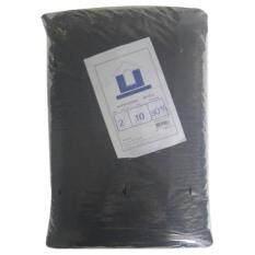 ขาย ซื้อ ออนไลน์ Union แสลนกันแดด สแลน สีดำ 80 ขนาด 2X10 เมตร สแลนกันฝุ่น