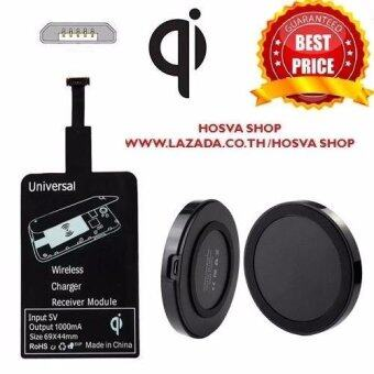 Universal Qi Wireless Charging Kits Receiver Card and Charger Pad for 5-Pin Micro USB Android Mobile Phone charger
