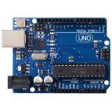ซื้อ Uno R3 Board Atmega328P Atmega16U2 Usb Cable For Arduino Diy Unbranded Generic ออนไลน์