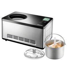 ราคา Unold Ice Cream Maker Gusto เครื่องทำไอศครีม รุ่น 48845 Stainless Black นนทบุรี