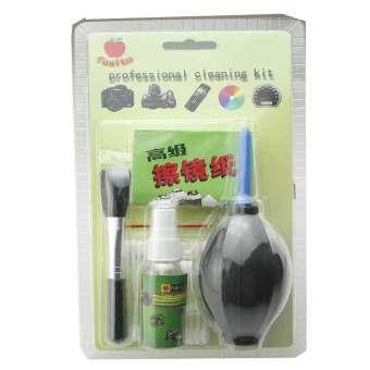 ราคา อุปกรณ์ทำความสะอาดเลนส์ ชุดทำความสะอาด Digital Product Cleaning Kit 5 In 1 ที่สุด
