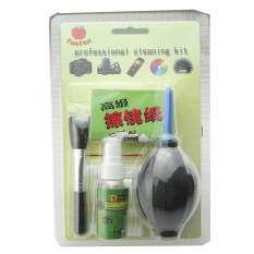 ขาย อุปกรณ์ทำความสะอาดเลนส์ ชุดทำความสะอาด Digital Product Cleaning Kit 5 In 1 ผู้ค้าส่ง
