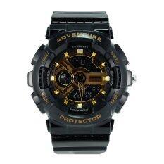 โปรโมชั่น Us Submarine นาฬิกาข้อมือผู้หญิง Tp3163L Bub Gold Thailand