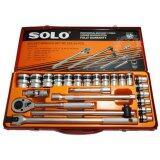 ซื้อ Vauko Solo ประแจบ๊อกชุดโซโล 24 ตัวชุด Socket Wrench Set No Solo 524 24 ออนไลน์ กรุงเทพมหานคร