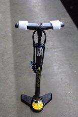 ราคา Vauko Work ที่สูบลมจักรยาน แรงดันสูง แบบมีเกจ์วัดระดับลมใหญ่ 2 In 1 แบบสูบฟิกซ์เกียร์ เสือภูเขา ฐานใหญ่ สีดำ Ck 709 ออนไลน์