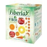 ราคา Verena Fiberlax ไฟเบอร์แล็กซ์ ล้างสารพิษในลำไส้ กระตุ้นระบบขับถ่าย 10 ซอง X 1 กล่อง ออนไลน์ กรุงเทพมหานคร