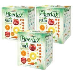ขาย Verena Fiberlax ไฟเบอร์แล็กซ์ ผลิตภัณฑ์เสริมอาหารล้างสารพิษในลำไส้ กระตุ้นระบบขับถ่าย 10 ซอง X3 กล่อง ใหม่