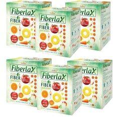 โปรโมชั่น Verena Fiberlax ไฟเบอร์แล็กซ์ ผลิตภัณฑ์เสริมอาหารล้างสารพิษในลำไส้ กระตุ้นระบบขับถ่าย 10 ซอง X6 กล่อง ถูก