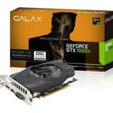ทบทวน ที่สุด Vga การ์ดแสดงผล Galax Gtx1050Ti Oc 4Gb Ddr5 128 Bit 3 Years By Ascenti