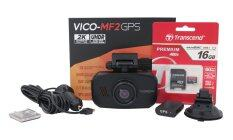 Vicovation กล้องติดรถยนต์ Vicovation MF2 GPS + Memory 16G