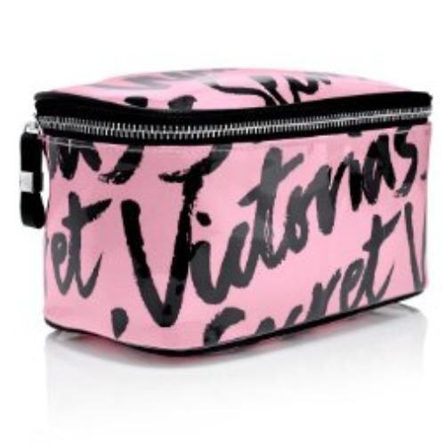 Victoria's Secret Graffiti Signature Train Case