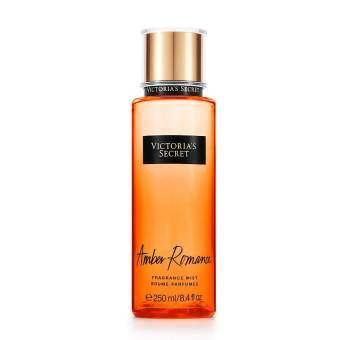 ซื้อที่ไหน การันตี ของแท้ 100%!!! ...Victoria's Secret รุ่นใหม่ ไฉไลกว่าเดิม... VICTORIA'S SECRET Fragrance Mist กลิ่น Amber Romance 250ml (Yellow)
