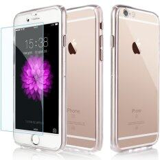 ราคา Vorson 360 Degree Protection เคสประกบ ของแท้ สีใส สำหรับ Iphone6 Plus 6S Plus Clear Vorson ใหม่