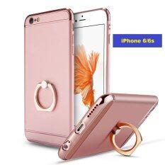 ซื้อ Vorson Premium Ring Kickstand สีชมพู โรสโกลด์ ของแท้ สำหรับ Iphone6 6S Rose Gold ใหม่