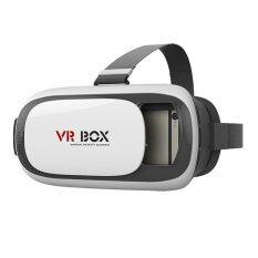 ราคา Vr Box 2 Vr Glasses Headset แว่น 3D สำหรับสมาร์ทโฟนทุกรุ่น White ราคาถูกที่สุด