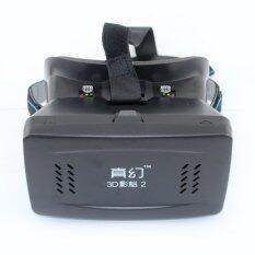 ทบทวน ที่สุด Vr Glassed Ritech Ii แว่น 3D สำหรับสมาร์ทโฟนทุกรุ่น Black