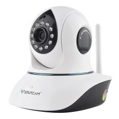 VSTARCAM IP Camera รุ่น C7838WIP 1.3 Mp and IR Cut Wireless Pan - Black/White