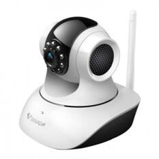 VStarCam กล่องกล้องวงจรปิด IP Camera   รุ่นT7835Wip - ขาว