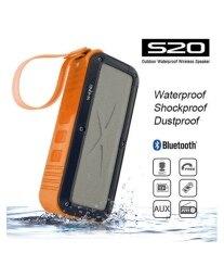 ราคา ราคาถูกที่สุด W King W King S20 Waterproof Wireless Speaker