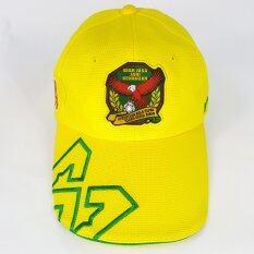 โปรโมชั่น Warrix Sport หมวกสโมสร Kedah Ws Kd93Z สีเหลือง เขียว ถูก