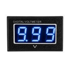 ขาย Waterproof Mini Voltmeter 3 30V Volt Led Display Digital Panel Meter Blue Unbranded Generic