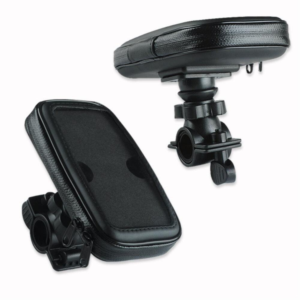 Waterproof Motorcycle Bicycle Bike Cycling Mount Holder Case For iPhone 5S 5C 5 แท่นยึดโทรศัพท์กับจักรยาน