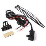 ขาย ซื้อ Waterproof Motorcycle Phone Gps 2 1A Usb Port Power Supply Socket Charger