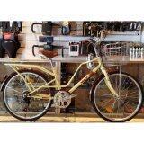 ราคา Wci จักรยานแม่บ้าน รุ่น Special เกียร์ 6 สปีด ย้อนยุค สีคลีม Wci เป็นต้นฉบับ