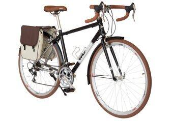 WCI จักรยานทัวริ่ง/มีกระเป๋า ทัวริ่ง Freedom (แฮนด์หมอบ)(สีดำด้าน)