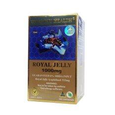 ซื้อ Wealthy Health Royal Jelly 6 1000Mg นมผึ้งโดม ถูก ใน กรุงเทพมหานคร