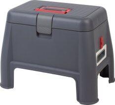ซื้อ Well Ware เก้าอี้สำหรับเก็บอุปกรณ์ Step Box รุ่น Ag626 Grey Well Ware