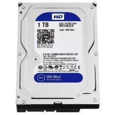 ขาย Western Storage Desktop Hard Drives 1Tb Sata Iii Caviar Blue Wd10Ezex By Synnex ถูก ใน กรุงเทพมหานคร