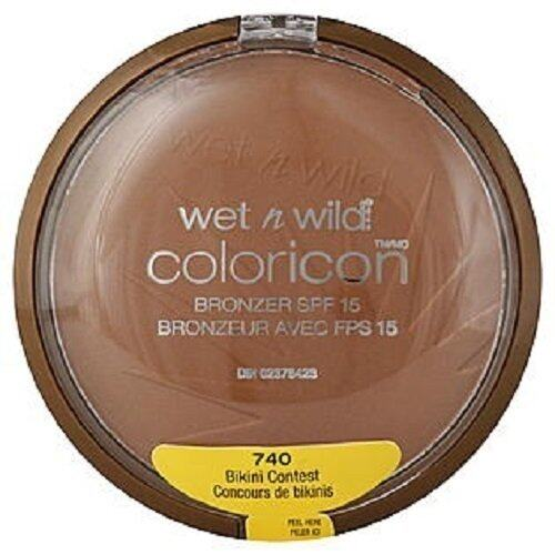 Wet n Wild Color Icon Bronzer SPF15 #E740 Bikini Contest