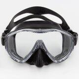 Whale Diving Mask One Piece Tempered Glasss Diving Glasses ใน จีน