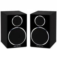 Wharfedale Bookshelf Speaker รุ่น Diamond 210 - Black
