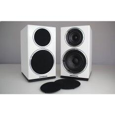 Wharfedale Diamond 225 Bookshelf Speaker White