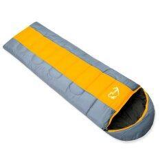 ขาย ซื้อ Windtour Sleeping Bag ถุงนอน Windtour 1300G สีส้ม